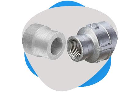 Inconel Socket Weld Reducer Insert