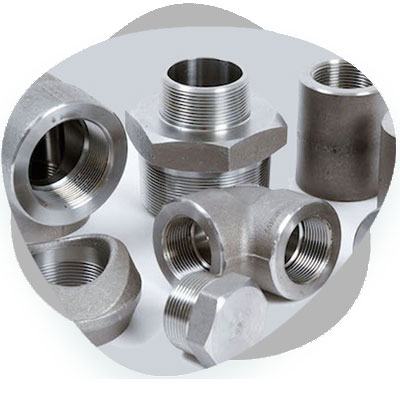 Inconel Steel Forged Fittings Products