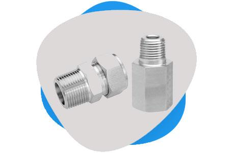 Inconel Threaded & Socket Weld Adapters