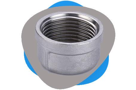 Inconel Threaded & Socket Weld End Cap