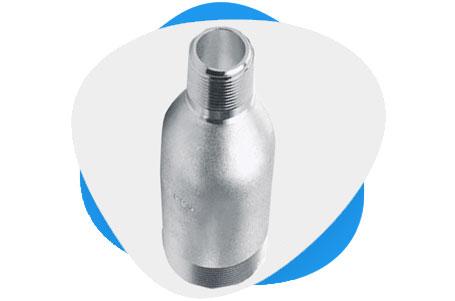 Inconel Threaded & Socket Weld Nipple