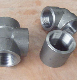 Monel Threaded Fittings Specifications