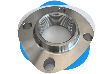 ASTM B564 Monel Threaded Flange