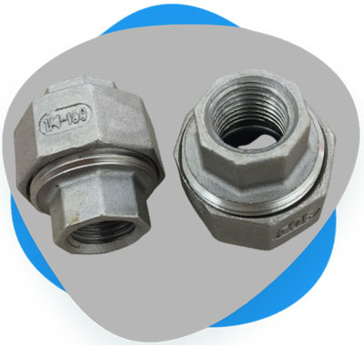 Nickel Forged Fittings Supplier, Manufacturer