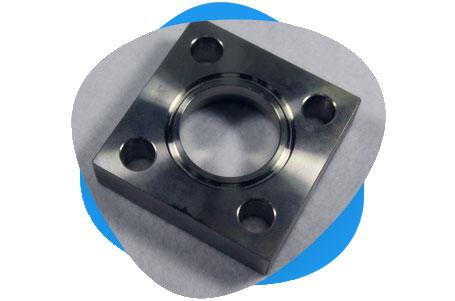ASTM B564 Nickel Square Flange