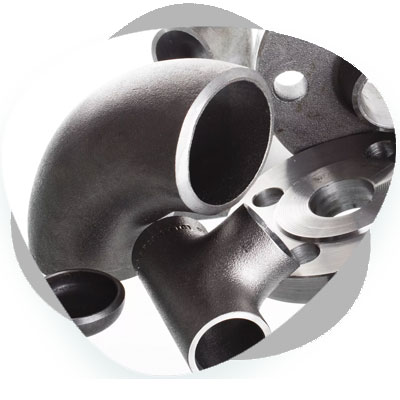Nickel Steel Buttweld Fittings Products