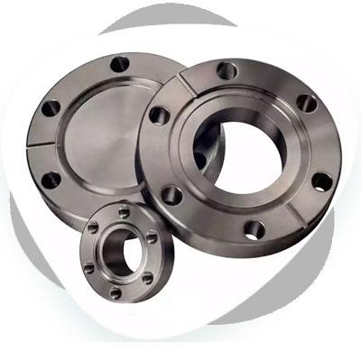 Nickel Steel Flanges Products