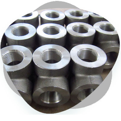 Nickel Steel Forged Fittings Products