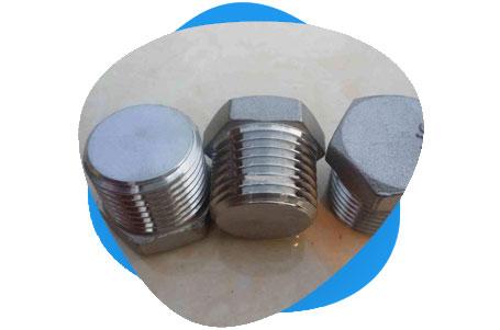 Nickel Threaded Plug