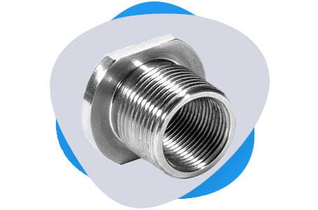 Nickel Threaded & Socket Weld Adapters