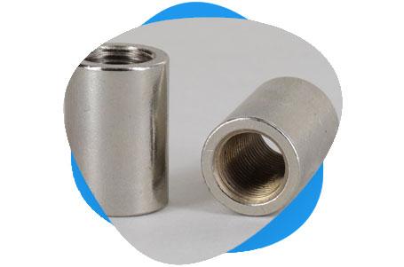 Nickel Threaded & Socket Weld Coupling