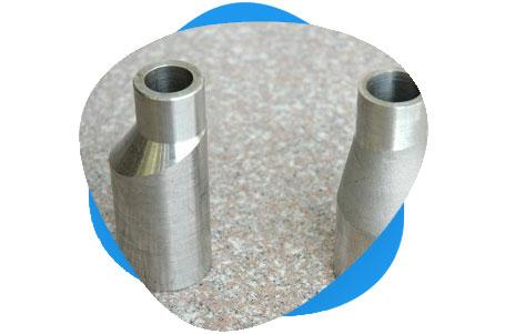 Nickel Threaded & Socket Weld Nipple