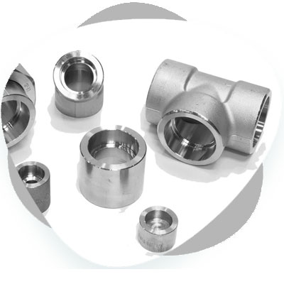 SMO 254 Forged Fittings Products