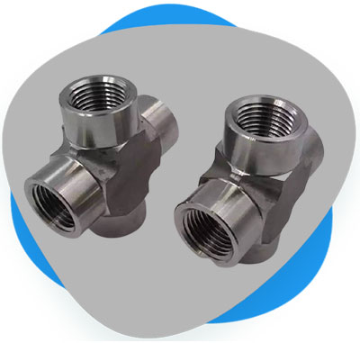 SMO 254 Forged Fittings Supplier, Manufacturer