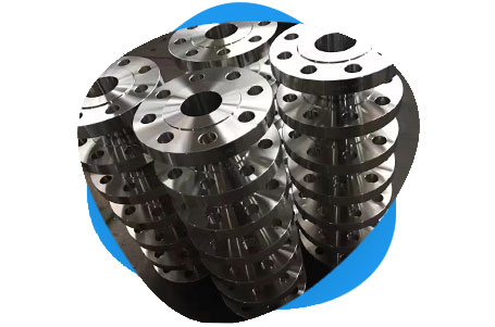 ASTM A182 SMO 254 Forged Flange