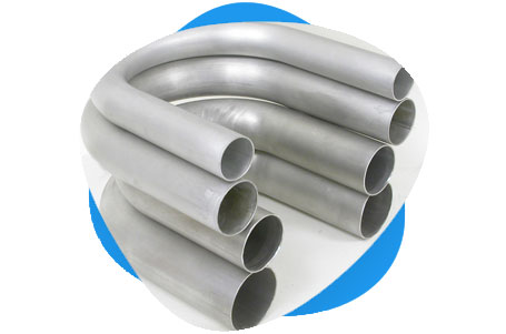 SMO 254 Pipe Bend