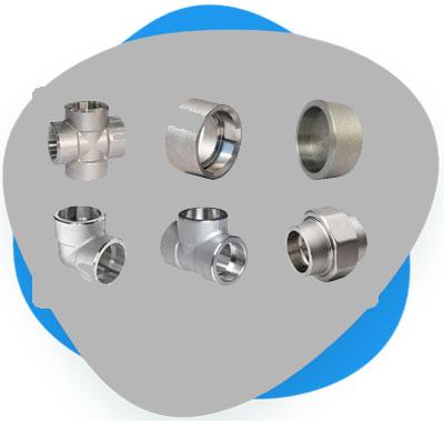 ASME B16.11 Socket Weld Fittings Supplier, Manufacturer