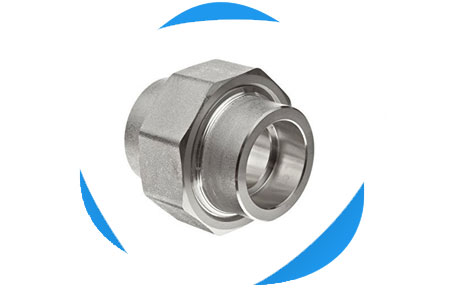 ASME B16.11 Socket Weld Union