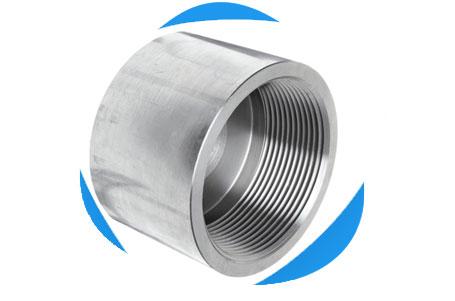 ASTM A182 SS Threaded & Socket Weld End Cap