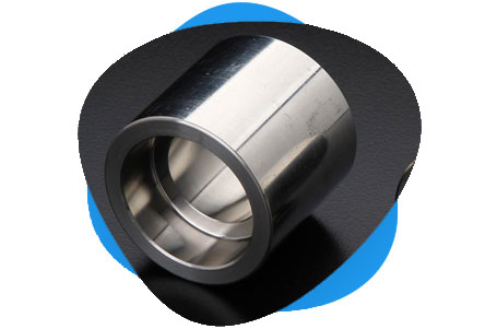 ASTM A182 SS Threaded & Socket Weld Coupling