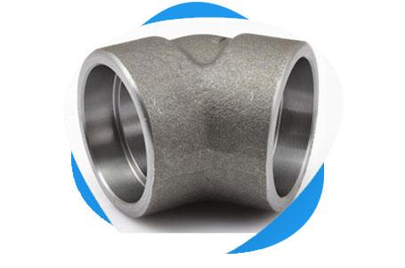 ASTM A182 SS Threaded & Socket Weld Elbow