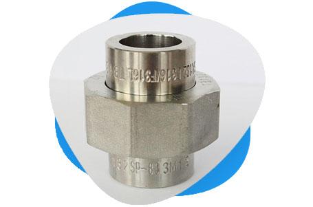 ASTM A182 SS Threaded & Socket Weld Union