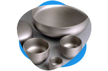 ASTM A403 Stainless Steel End Caps Pipe Fittings