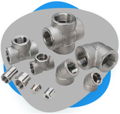 Stainless Steel Forged Fittings Supplier, Manufacturer