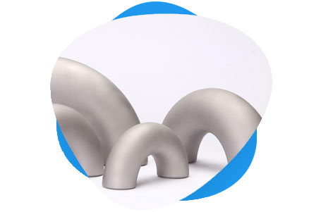 ASTM A403 Stainless Steel Pipe Fittings Bends