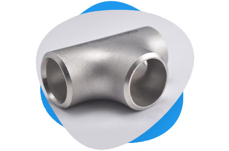 ASTM A403 Stainless Steel Tee Pipe Fittings