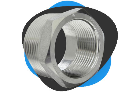 ASTM A182 Stainless Steel Threaded Bushing