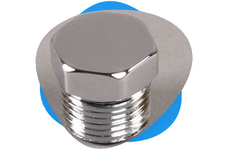 ASTM A182 Stainless Steel Threaded Plug
