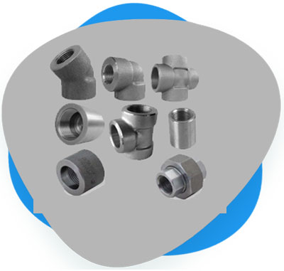 ASME B16.11 Threaded Forged Fittings Supplier, Manufacturer