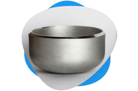 Titanium Gr 2 End Cap