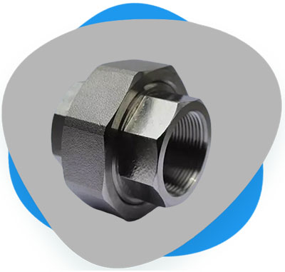 Titanium Grade 2 Forged Fittings Supplier, Manufacturer