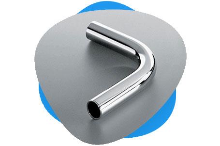 Titanium Gr 2 Pipe Bend