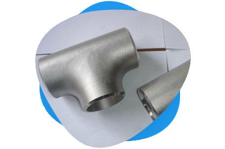 Titanium Gr 2 Equal Tee