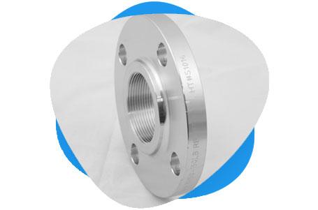 ASTM B564 Titanium GR.2 Threaded Flange