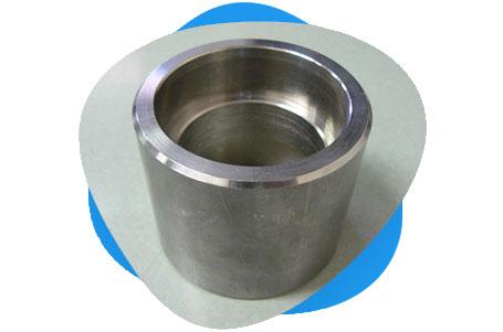 Titanium Grade 2 Threaded & Socket Weld End Cap