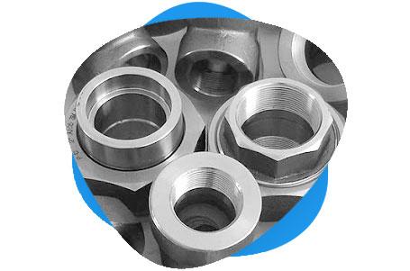 Titanium Grade 2 Threaded & Socket Weld Union