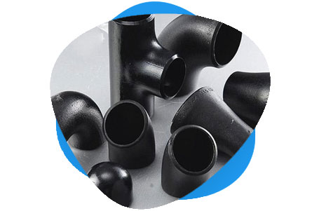 ASTM A234 Welded & Seamless Carbon Steel Pipe Fittings