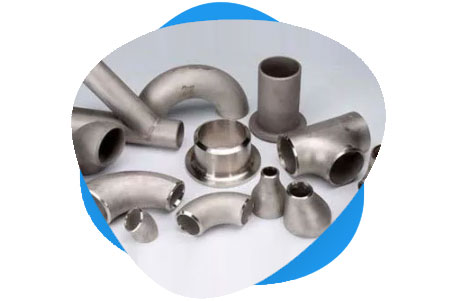 Nickel Alloy Seamless Pipe Fittings